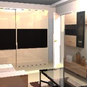 3D látványterv- nappali_3